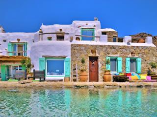 4 bedroom House with DVD Player in Mykonos - Mykonos vacation rentals