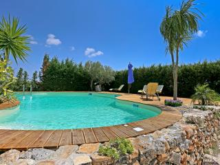 5 bedroom House with Private Outdoor Pool in Guagnano - Guagnano vacation rentals