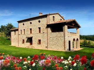 7 bedroom House with DVD Player in Citta della Pieve - Citta della Pieve vacation rentals