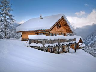 Charming 5 bedroom House in Les Houches with DVD Player - Les Houches vacation rentals