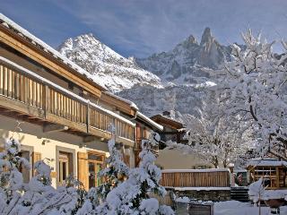 Comfortable 4 bedroom House in Les Praz-de-Chamonix - Les Praz-de-Chamonix vacation rentals