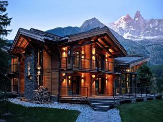 Nice 6 bedroom House in Chamonix (les Tines) - Chamonix (les Tines) vacation rentals
