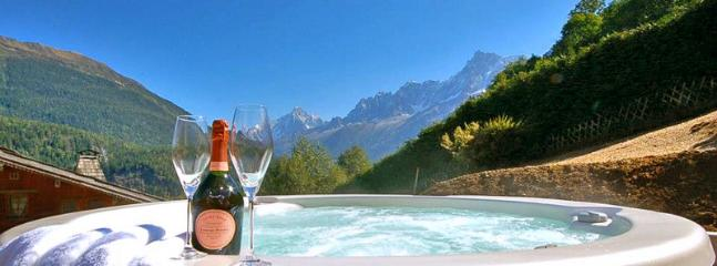 Lovely 6 bedroom House in Chamonix with Hot Tub - Chamonix vacation rentals