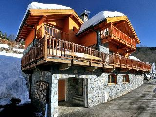 Bright 6 bedroom Meribel House with DVD Player - Meribel vacation rentals