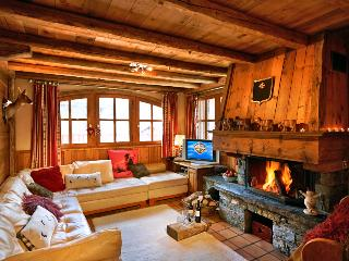 Charming House in Meribel with DVD Player, sleeps 8 - Meribel vacation rentals