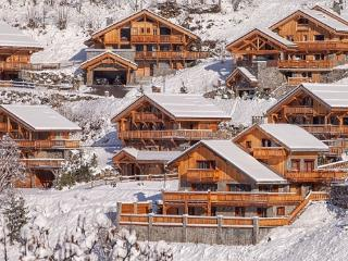 Perfect House with DVD Player and Hot Tub - Meribel vacation rentals