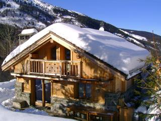 Wonderful 4 bedroom House in Meribel with Internet Access - Meribel vacation rentals