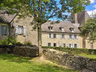 Perfect House with Waterfront and DVD Player - Saint-Martin-la-Meanne vacation rentals