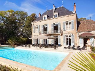 Beautiful 7 bedroom Chatenoy-en-Bresse House with A/C - Chatenoy-en-Bresse vacation rentals