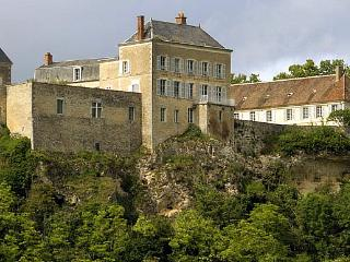 Chateau De Malley And Annexe - Cher vacation rentals