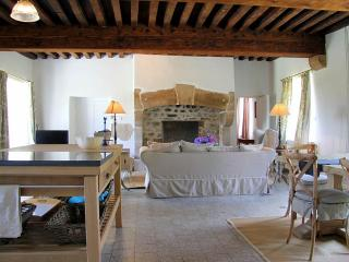 Charming 3 bedroom House in Luzy - Luzy vacation rentals