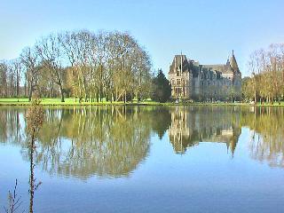 Chateau Abelia Du Lac - Blaison-Gohier vacation rentals