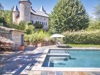 Lovely 10 bedroom Chamborigaud House with Private Outdoor Pool - Chamborigaud vacation rentals