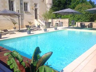 Gorgeous House with Satellite Or Cable TV and Waterfront - Chalais (Vienne) vacation rentals
