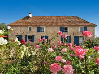 Comfortable House with Private Outdoor Pool and Private Outdoor Pool - Saint-Savin vacation rentals