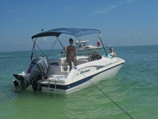salty livin! nice house on water with 2 boats! - Saint James City vacation rentals