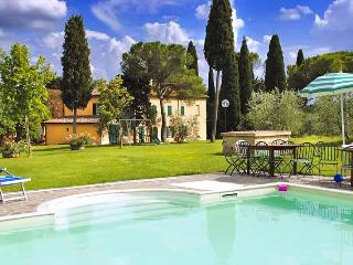 Nice House with Private Outdoor Pool and Fireplace - Marciano Della Chiana vacation rentals