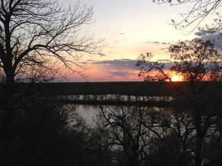 Miss Mississippi's Luxury B & B. 5 Star! Overlooks the Mississippi River! - Quincy vacation rentals