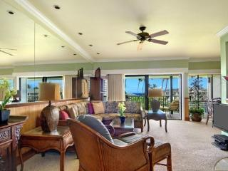 Poipu Sands 222 OCEAN VIEW, renovated 2bd/2bath, Pool, tennis courts. Free car with stays 7 nts or more* - Koloa vacation rentals