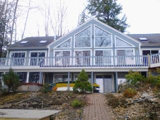 Stunning Waterfront Home on Lake Winnipesaukee - Lake Winnipesaukee vacation rentals