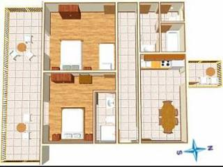 00513TUCE  A2(4+2) - Tucepi - Tucepi vacation rentals