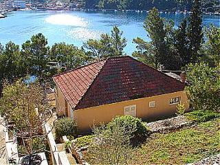 01714VLUK A Dana(4+2) - Cove Zubaca (Vela Luka) - Vela Luka vacation rentals