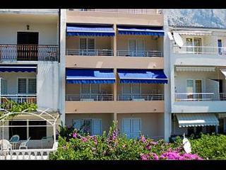 A01413BVOD  SA2(2+1) - Baska Voda - Baska Voda vacation rentals
