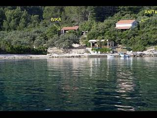 A1214VLUK H(6) - Cove Picena (Vela Luka) - Island Korcula vacation rentals