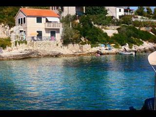 35387 A1(4+1) - Cove Donja Krusica (Donje selo) - Island Solta vacation rentals