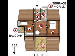 2276 A1(4) - Supetarska Draga - Supetarska Draga vacation rentals