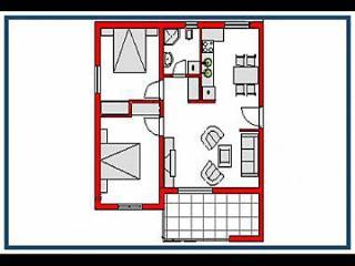 2357  A6(4+2) - Gradac - Gradac vacation rentals