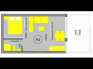 2717  SA2(2+2) - Povljana - Povljana vacation rentals