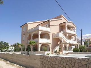 Nice Condo with Television and Satellite Or Cable TV - Novalja vacation rentals
