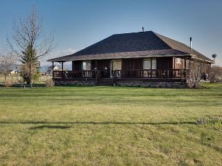 Comfortable Bozeman House rental with A/C - Bozeman vacation rentals