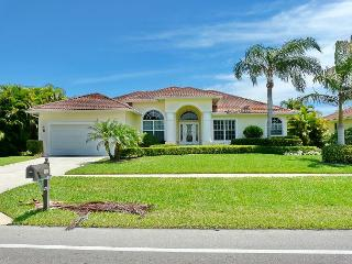 Elegant waterfront house with heated pool and short walk to Tigertail Beach - Marco Island vacation rentals