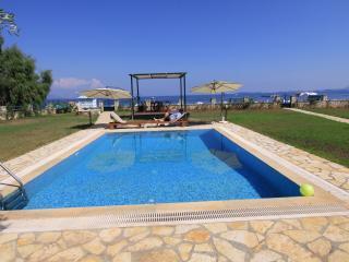 Beachfront Barbati villa - Barbati vacation rentals