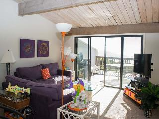 Professionally Decorated, 3BR Oceanfront Condo,Spacious Decking with views! - Pine Knoll Shores vacation rentals
