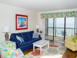 2 BR Oceanfront condo with great panoramic views!! - Pine Knoll Shores vacation rentals