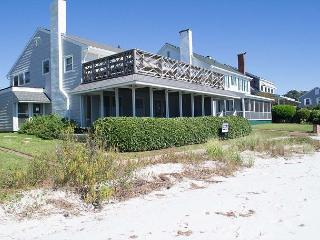 Sound front house in Morehead City with a great sandy beach! - Morehead City vacation rentals