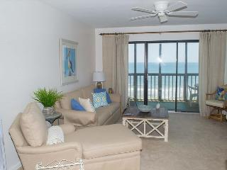 2BR, 2BA Oceanfront Condo with Wonderful Amenities! - Pine Knoll Shores vacation rentals