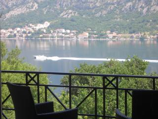 New on this site: Sea view in Prcanj Kotor Bay - Prcanj vacation rentals