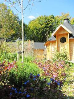 Buitenboel Luxury Finse Kota with hot tub - Boxmeer vacation rentals