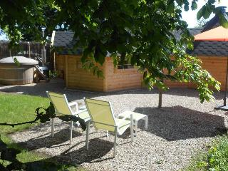 Buitenboel Luxury Finse Kota with hot tub - Boxmeer vacation rentals