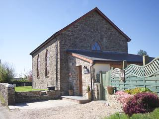The Old Chapel, newly converted, Chittlehamholt - Chittlehamholt vacation rentals