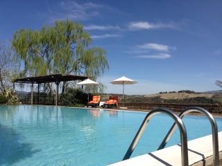 Ferienwohnung im Park mit Pool + schöner Aussicht - Pomarance vacation rentals