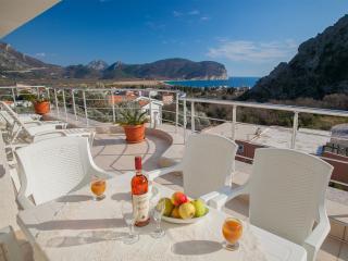 Apartments Jovićević - Two Bedroom Apartment with Balcony and Sea View 2 - Buljarica vacation rentals