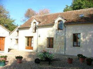 Lovely 2 bedroom Gite in Le-Petit-Pressigny - Le-Petit-Pressigny vacation rentals