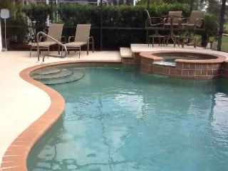 Heated Pool / Jacuzzi Home : Gated, Golf Community - Estero vacation rentals