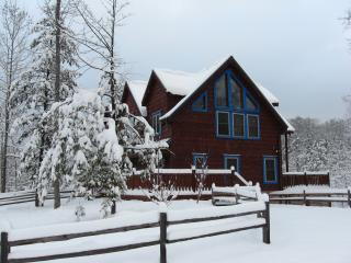 4bd/4.5ba  Arts & Crafts area- Blue Mountain Lodge - Gatlinburg vacation rentals
