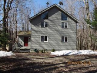 Spacious wooded home - Becket vacation rentals